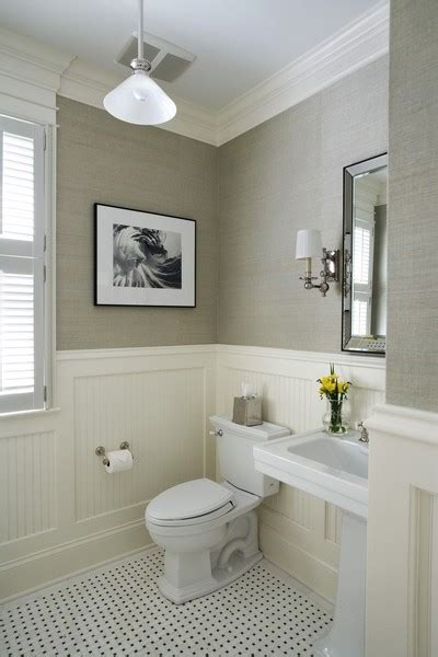 grasscloth bathroom wallpaper trends 2012 my love of style my love of style