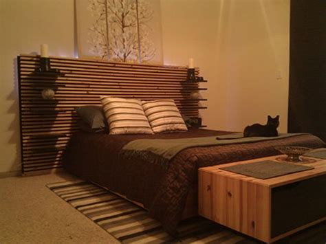 Ikea Headboard Hack Ikea Hackers Mandal Headboard Wall Hack Home Decor Pinterest