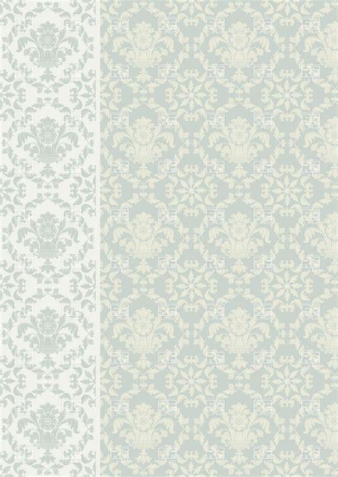 grey victorian wallpaper grey victorian wallpaper vector image 18698 rfclipart