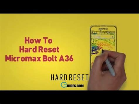 micromax a36 pattern lock video micromax bolt a36 hard reset how to save money and do it