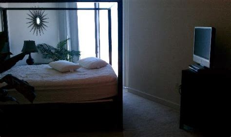 good size master bedroom beautifully decorated and spacious floor plan picture
