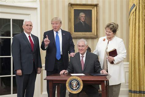 cabinet of donald trump will trump s cabinet challenge trump