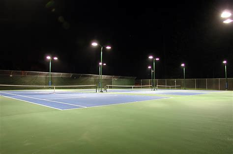 Outdoor Sport Court Lighting Residential Landscape Lighting Design