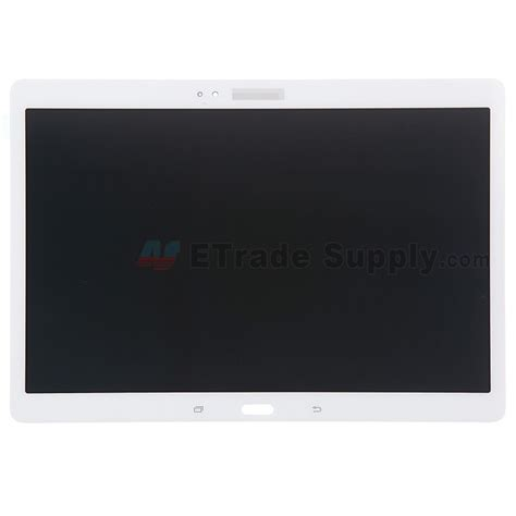 Lcd Tab S samsung galaxy tab s 10 5 sm t800 lcd assembly white etrade supply