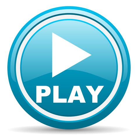 play it as it play button clip art 65