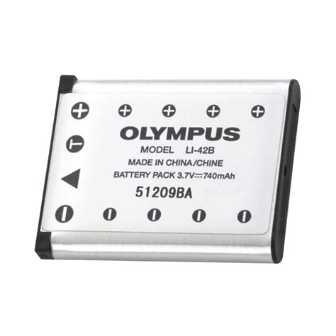 Olympus Li 42b olympus li 42b battery pack american dictation