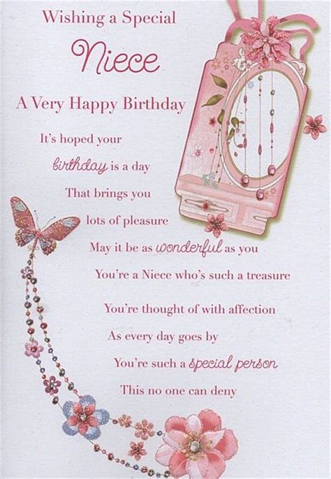 Birthday Quotes For Niece From 25 Best Ideas About Happy Birthday Niece On Pinterest