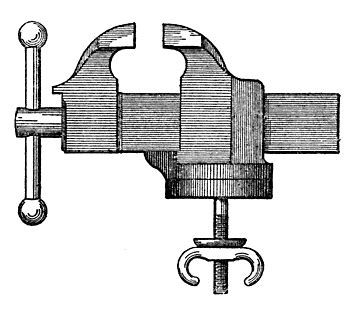 bench vice drawing wooden bench vise drawings with dimensions blueprints