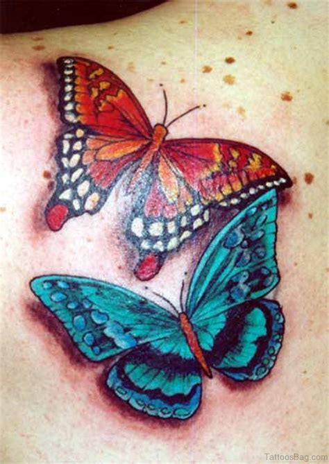 butterfly design tattoo 60 amazing butterfly tattoos