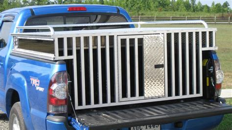truck bed dog crate truck bed dog kennel ideas building truck bed dog kennel