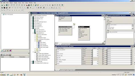 tutorial web builder 9 tutorial powerbuilder 9 0 pbo part 1 youtube