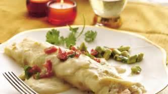 seafood enchiladas recipe from pillsbury com