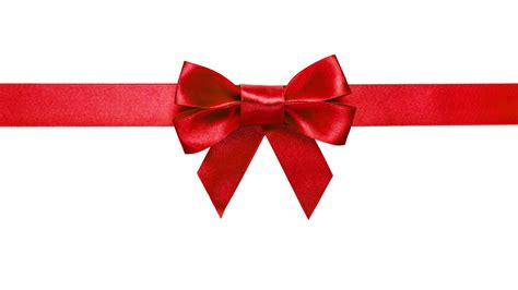 red bow ribbon clipart