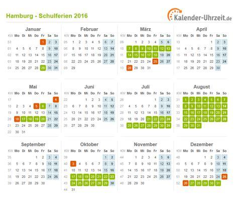 wann sind winterferien sommerferien 2016 hamburg b 252 rozubeh 246 r