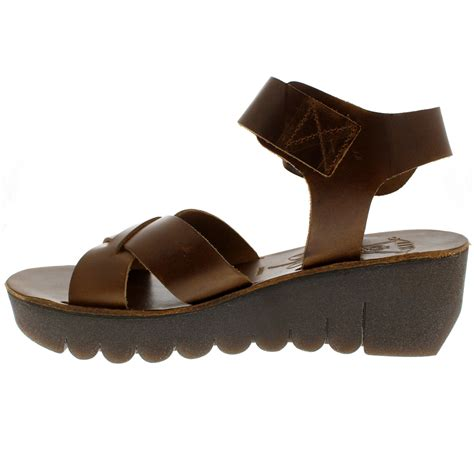toe sandals womens fly yeri bridle leather summer open toe