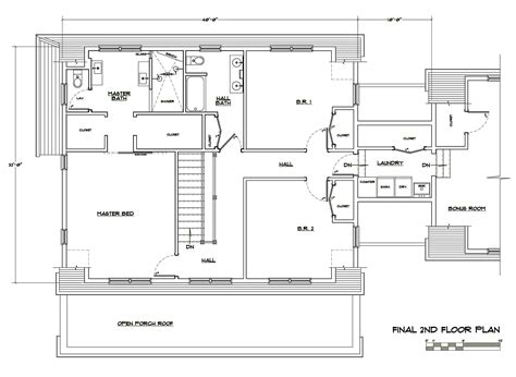 parts of a floor plan how to customize a spec home floor plan part 2 brad