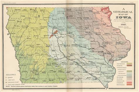 of iowa map iowa