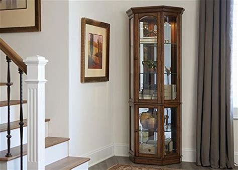 Curio Cabinets For Sale by Rustic Oak Curio Cabinets For Sale Create And