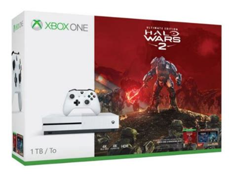Xbox One Giveaway Canada - eb games canada contest win 1 of 2 xbox one s halo wars 2 bundles