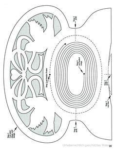 pattern cutting en francais basket or bowl pattern utilitarian user gallery