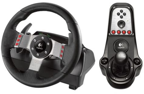 nuovo volante logitech logitech g27 racing wheel annunciato primi dettagli