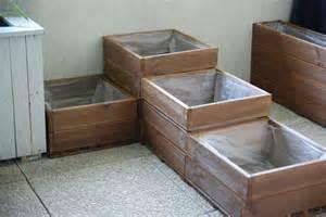 fabriquer un carr 233 potager pour balcon ou terrasse
