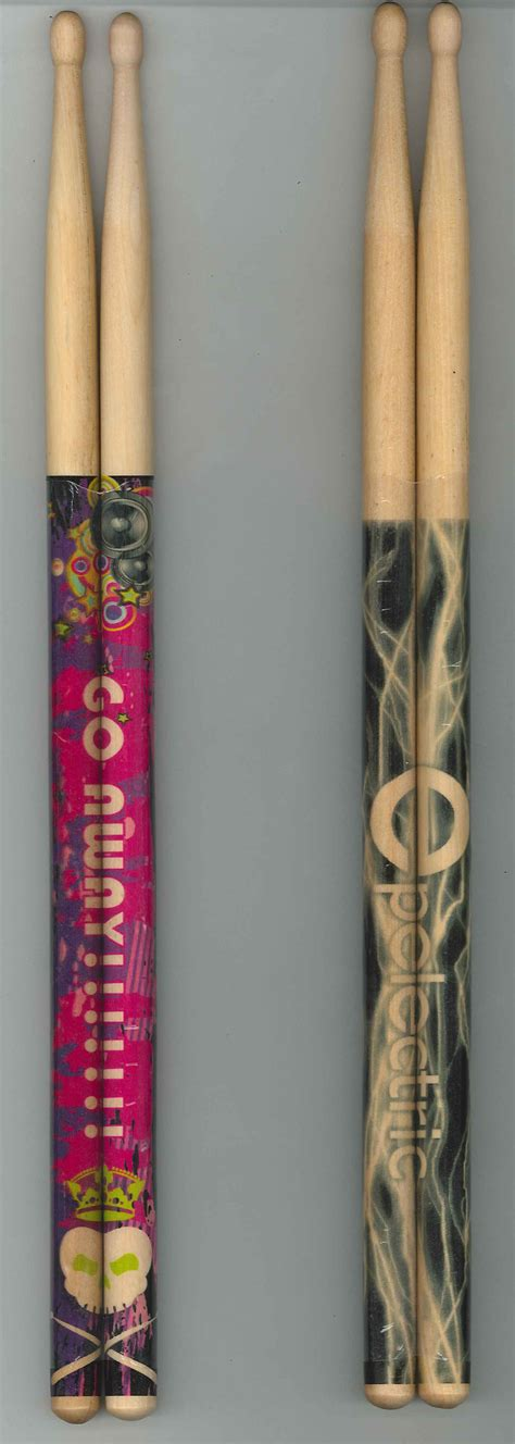 Handmade Drumsticks - custom drumsticks steve clayton official