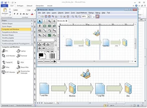 visio file extention dia and libvisio progress with vsd files sdteffen s