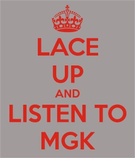 Lace Up Iphone Wallpaper Mgk