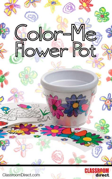 design your own flower pots 36 best welcome spring images on pinterest art