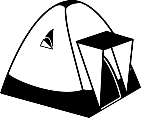free clipart free tent clipart pictures clipartix