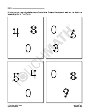 touchmath addition worksheets | new calendar template site