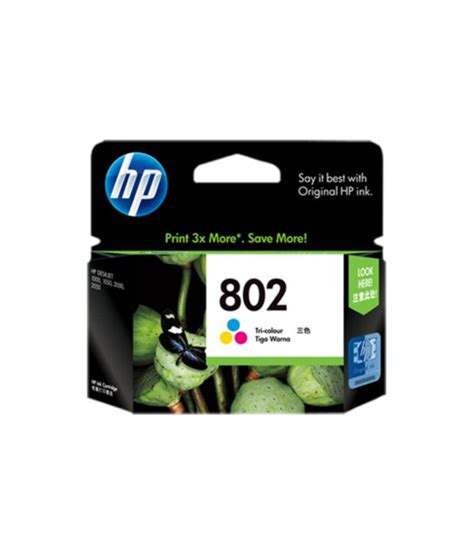 Cartridge Hp 802 Color hp 802 tri color ink cartridge price in india 24 may 2018