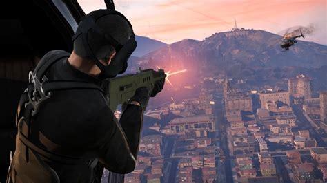 GTA 5: 22 Brand New Screenshots Appear Online   NowGamer