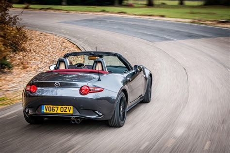 mazda motors uk mazda mx 5 z sport limited edition for uk
