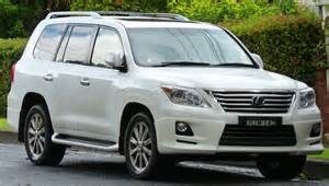 2008 Lexus Lx 570 File 2008 2011 Lexus Lx 570 Urj201r Sports Luxury Wagon