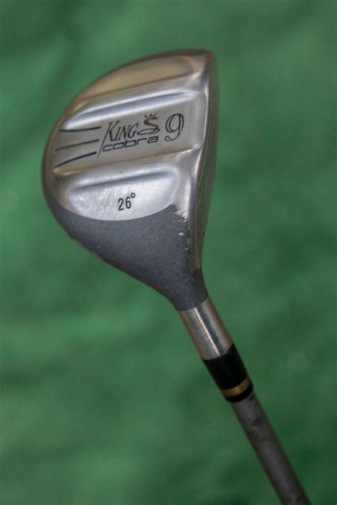 king cobra  degree  wood fairway metal  golf club