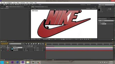 tutorial logo 3d after effects make your logo or symbol 3d in after effects tutorial
