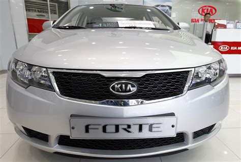 Kia Motors Recall Kia Motors Recalls 86 880 Forte Sedans In The U S Due To