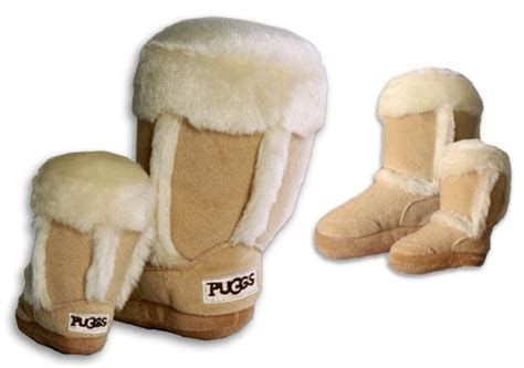 pug boots for dogs pugs uggs boot plush squeaker
