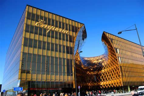 design center malmo emporia in malmo sweden by wing 229 rdhs architects video