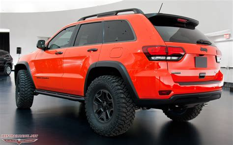 modified jeep cherokee jeep grand cherokee trailhawk ii jeep trailhawk