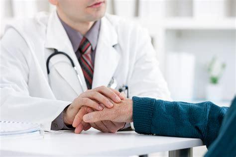 procedures for elderly patients doctor and patient