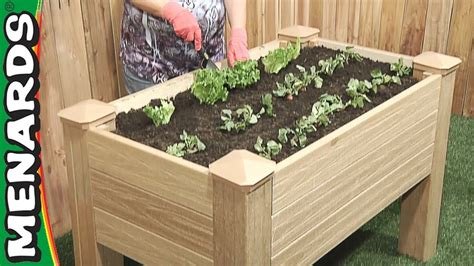 menards raised garden bed menards cedar raised garden bed garden ftempo