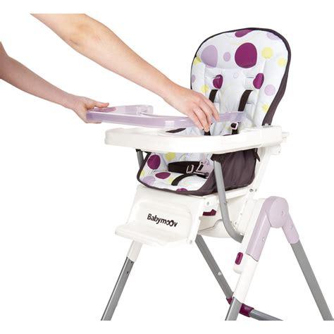 chaise haute slim babymoov chaise haute r 233 glable slim prune de babymoov chez naturab 233 b 233