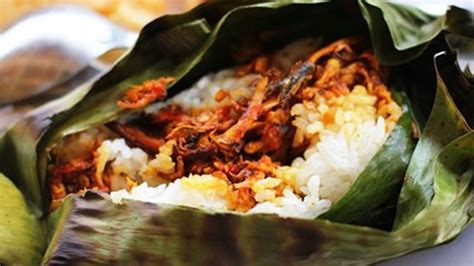 resep membuat nasi bakar kemangi resep nasi bakar ayam kemangi enak sederhana
