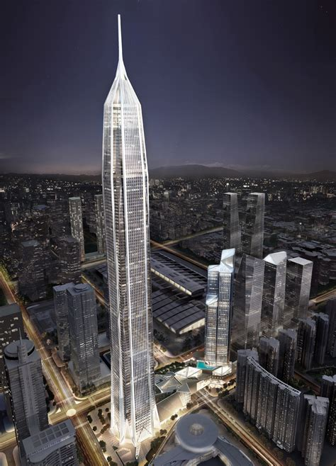 High Rise Floor Plans china s tallest skyscraper under construction one floor
