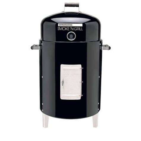 brinkmann smoke n grill charcoal smoker and grill 810