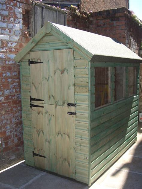 Sheds And Stables by Small Garden Shed With Stable Door Made By West Lancs Sheds