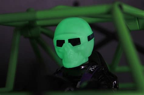 glow in the paint exles axial introduces smt10 grave digger rc car
